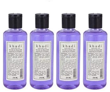 Khadi Lavender and Ylang Ylang Body Wash