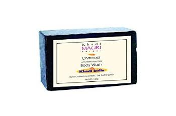 Khadi Mauri Herbal Charcoal Soap