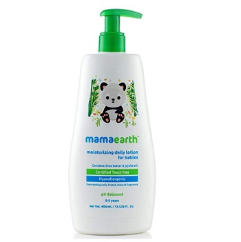 Mamaearth Daily Moisturizing Lotion for Babies