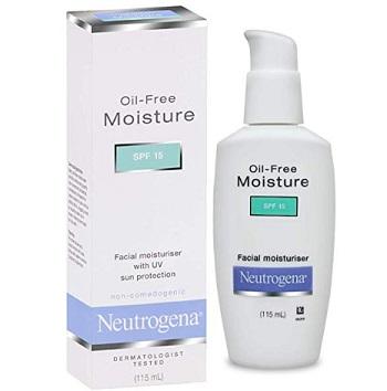 Neutrogena Oil Free Facial Moisturiser