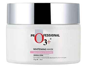 O3+ Whitening Mask for Skin Whitening, Tightening and Pigmentation Control
