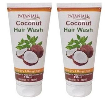 Patanjali Coconut Hair Wash