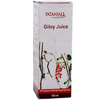 Patanjali Giloy Juice for Weight Loss