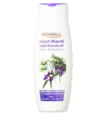 Patanjali Kesh Kanti Reetha Hair Cleanser Shampoo