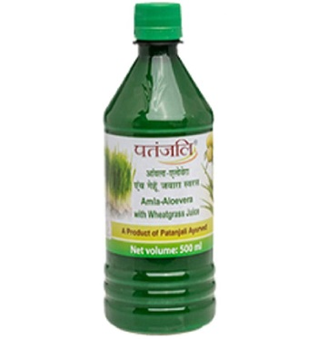 Patanjali Lauki Amla juice For Weight Loss