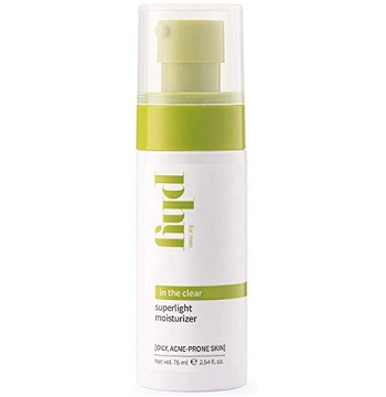 Phy In The Clear Superlight Moisturizer For Men