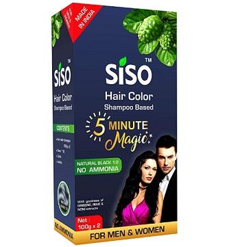 Siso 5 Minute Magic Hair Color