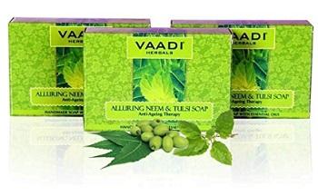 Vaadi Herbals Neem Tulsi Soap