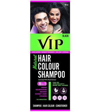Vip Hair Color Shampoo