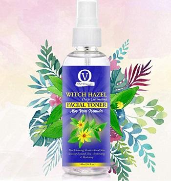 Vital Organics Witch Hazel Deep Cleansing Facial Toner
