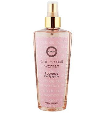 Armaf Club De Nuit Women's Fragrance Body Spray