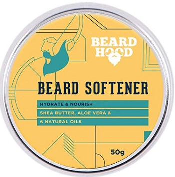 Beardhood Beard Softener For Men