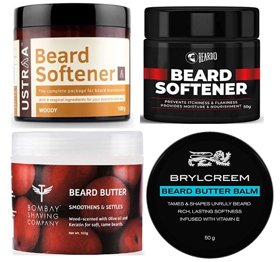 Best Beard Softeners in India