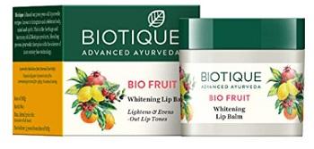 Biotique Bio Fruit Whitening Lip Balm
