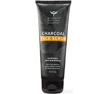Bombay Shaving Company Charcoal Face Scrub