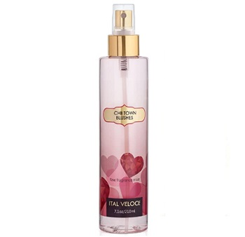 Ital Veloce Chii Town Blushes Body Mist For Women