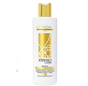 L'Oreal Paris Xtenso Sulfate-free Hair Shampoo