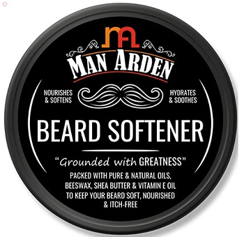 Man Arden Beard Softener