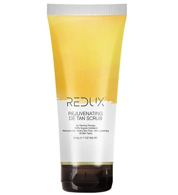 Redux Rejuvenating De-Tan Scrub