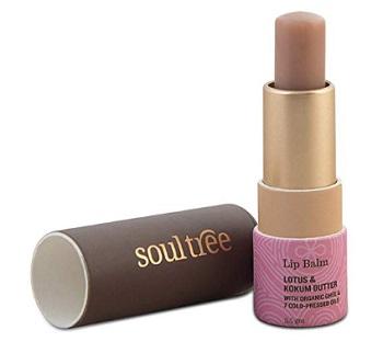 Soultree Lotus and Kokum Butter Lip Balm