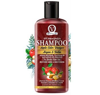 Vital Organics Sulphate Free Shampoo