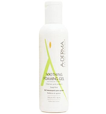 A-derma Foaming Gel Soap-free Face wash