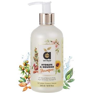 Anveya Hydrate & Nourish Shampoo