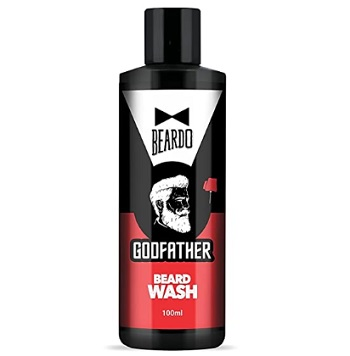 Beardo Godfather Beard Wash