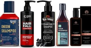 Best Shampoos For Men in India