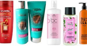 Best Shampoos for Colored Hair