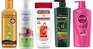 Best Shampoos for Indian Women