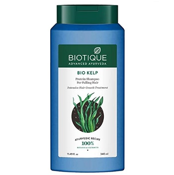 Biotique Bio Kelp Protein Shampoo Intensive Hair Regrowth