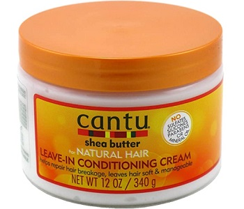 Cantu Shea Butter for Natural Hair Leave-in Conditioning Repair Cream