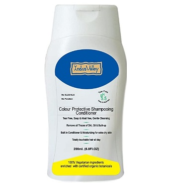 Indus Valley Color Protective Shampoo With Conditioner