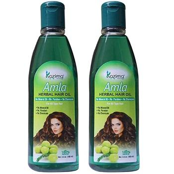 Kazima Amla Herbal Hair Oil