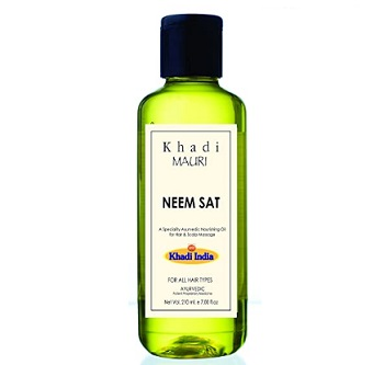 Khadi Herbal Neem Shampoo
