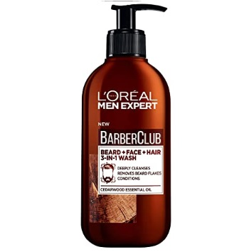 L'Oreal Paris Men Expert Barber Club Beard Wash