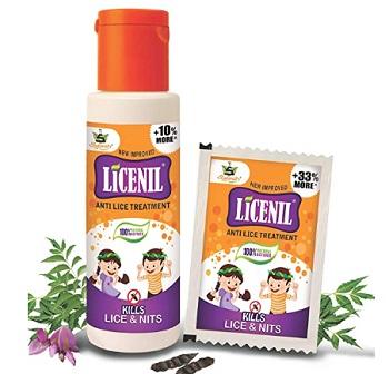 Licenil Anti Lice Nit Treatment Shampoo