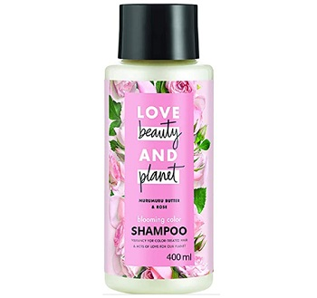 Love Beauty & Planet Blooming Color Shampoo