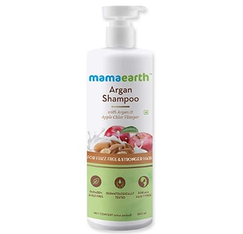 Mamaearth Argan & Apple Cider Vinegar Shampoo