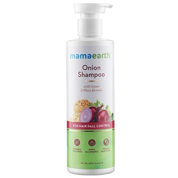 Mamaearth Onion Hair Fall Shampoo for Hair Growth