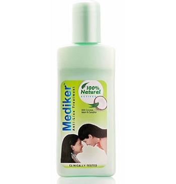 Mediker Natural Anti-Lice Treatment Shampoo