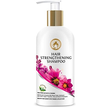 Mom & World Hair Strengthening Shampoo