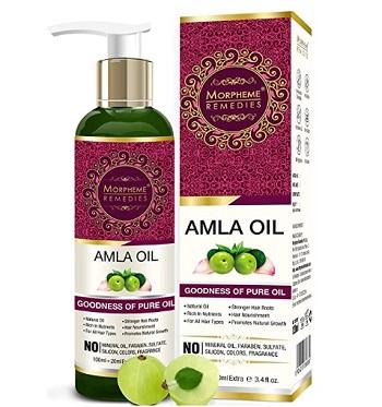 Morpheme Remedies Pure Amla Oil