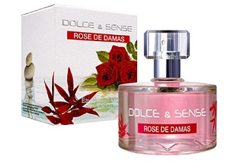 Paris Elysees DOLCE & SENSE Rose De Damas Eau De Parfum