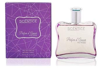 Scentice Parfum d'Amour Eau De Parfum