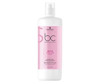 Schwarzkopf Professional Bonacure pH4.5 Color Freeze Shampoo