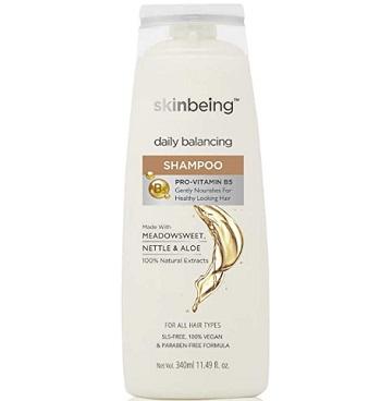 Skinbeing Daily Balancing Shampoo