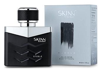 Skinn by Titan Steele Perfume for Men