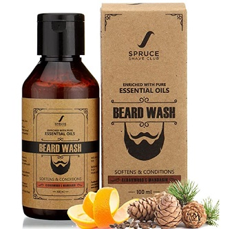 Spruce Shave Club Beard Shampoo & Wash